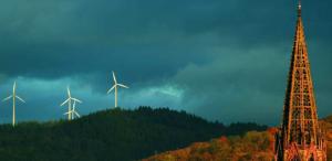 Freiburg turbines