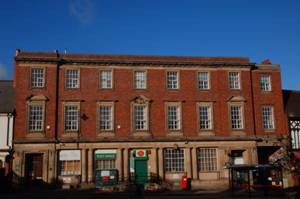 The Moseley Exchange at the Post Office, Moseley